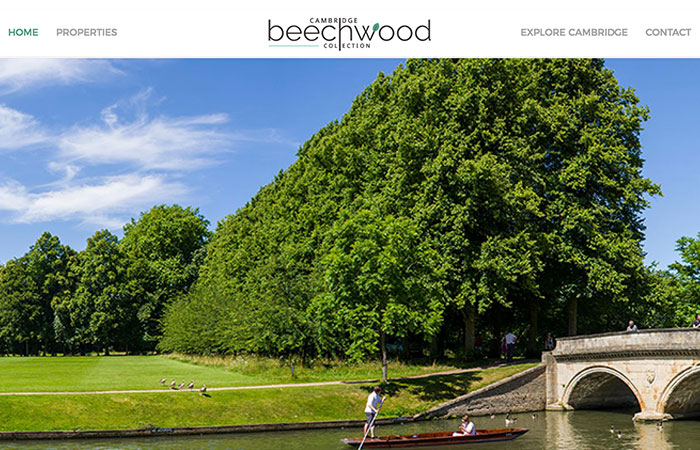 Beechwood Collection Website