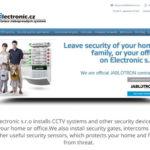 Electronics Homepage